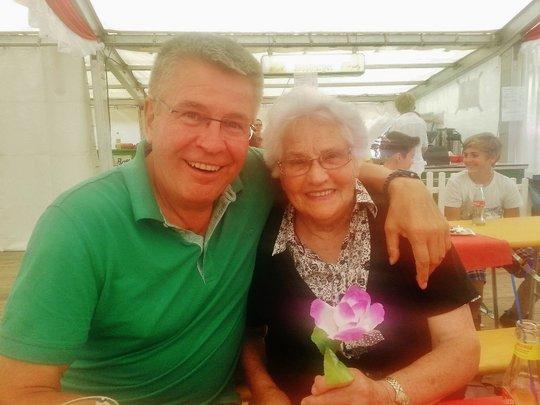 Horst Werner & Gertrud